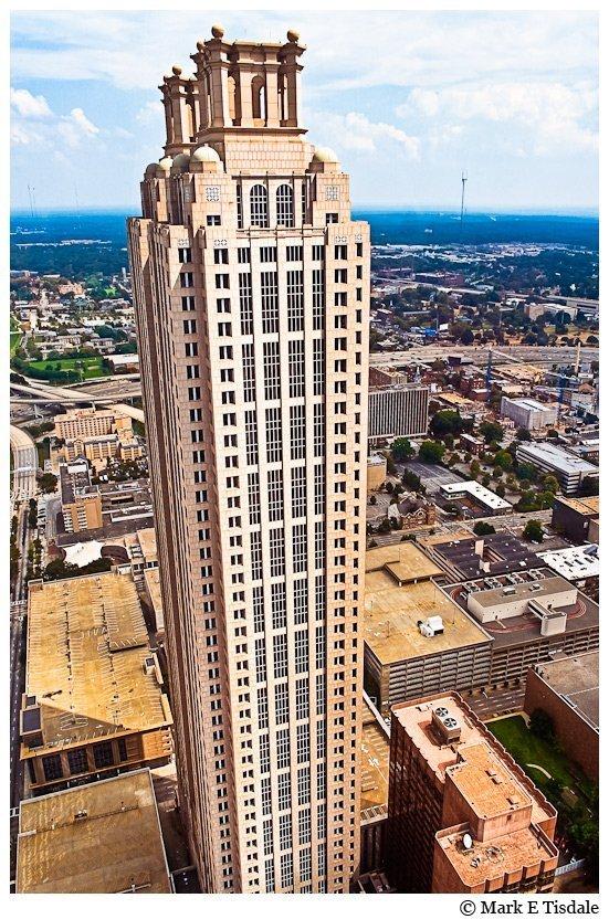 Above The Rest – Atlanta Skyscraper Print