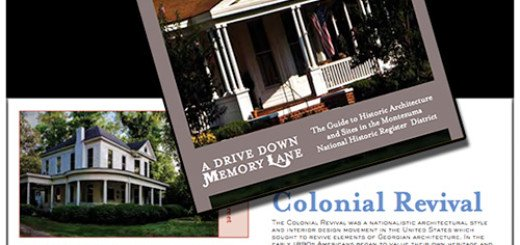 A Drive Down Memory Lane: The Guide to Historic Architecture and Sites in Montezuma