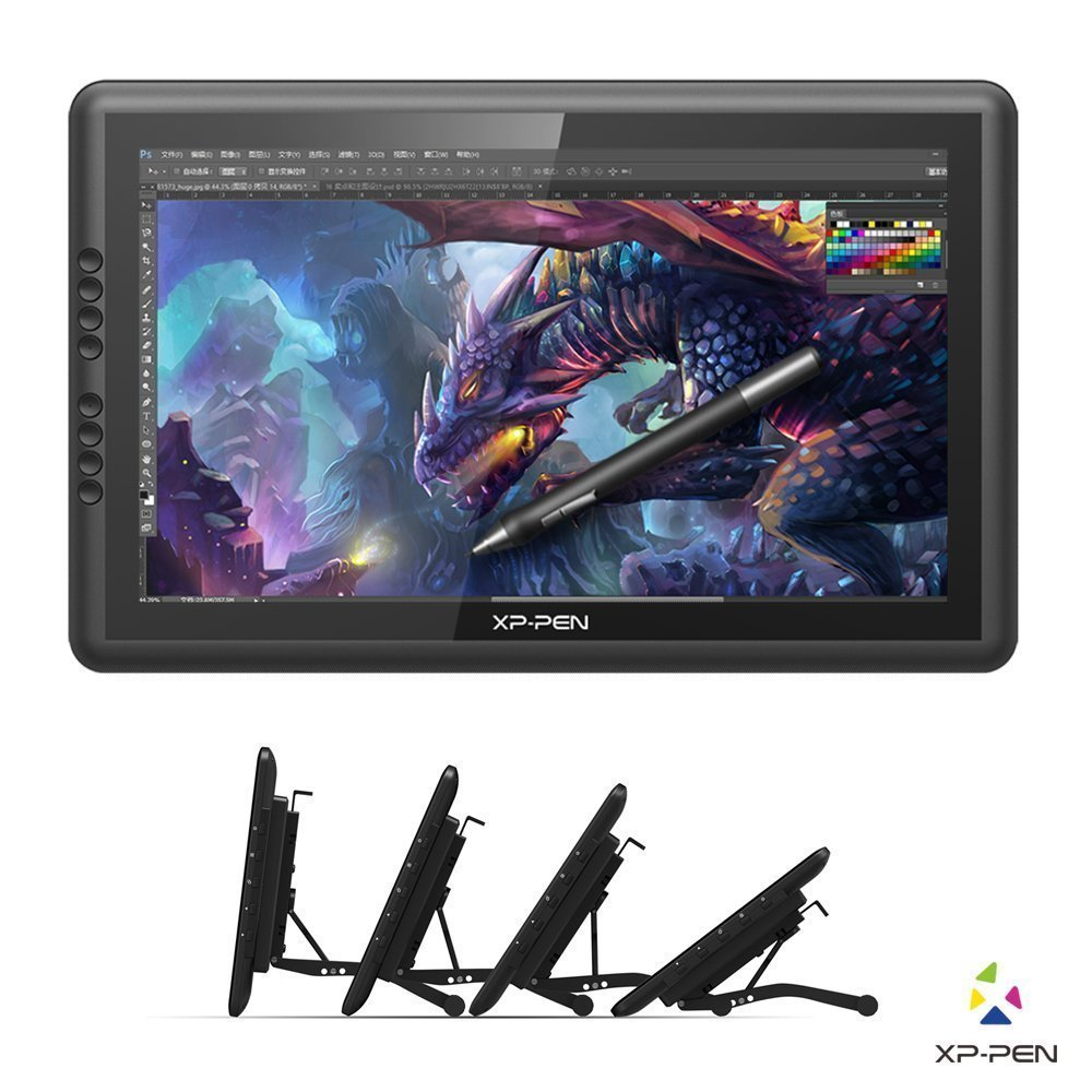 Thoughts About the XP-Pen Artist 16 - A Wacom Cintiq