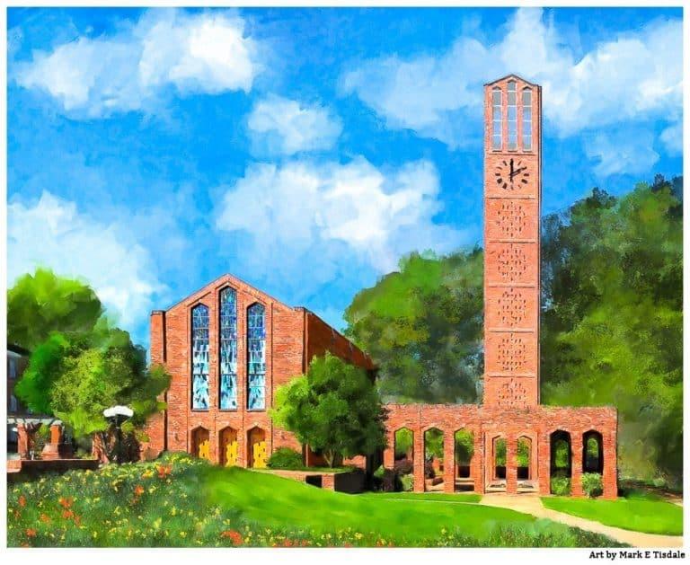Chapel of Memories – Mississippi State University Art