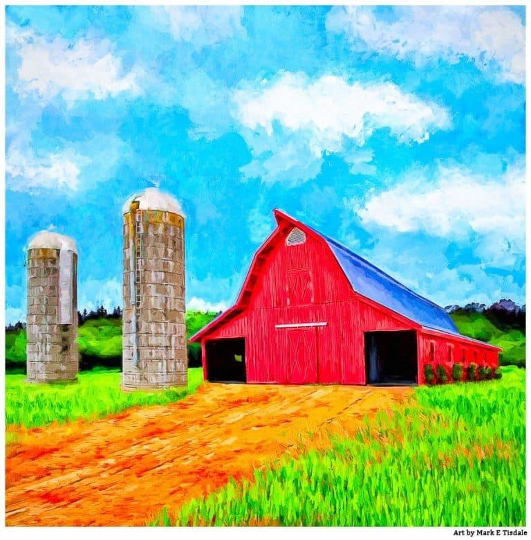 Lowder Red Barn – Auburn Campus