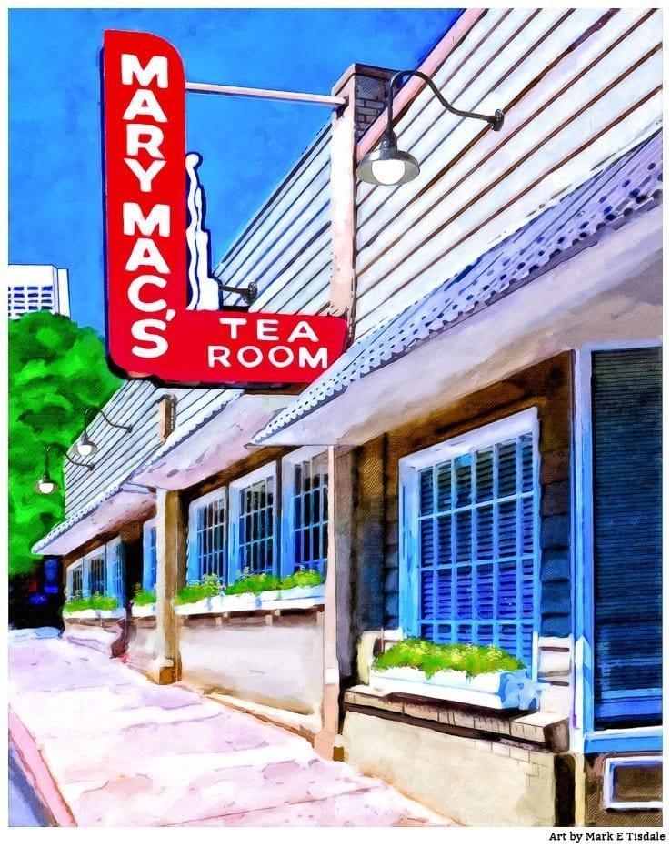 Mary Mac's Tea Room – Genuine Old Atlanta