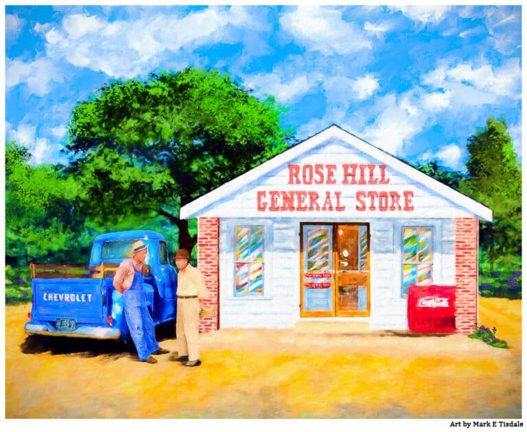 Simpler Times – The Country Store