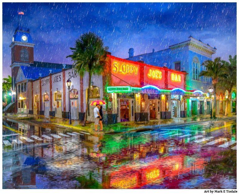 Sloppy Joe's Bar – Key West Artwork